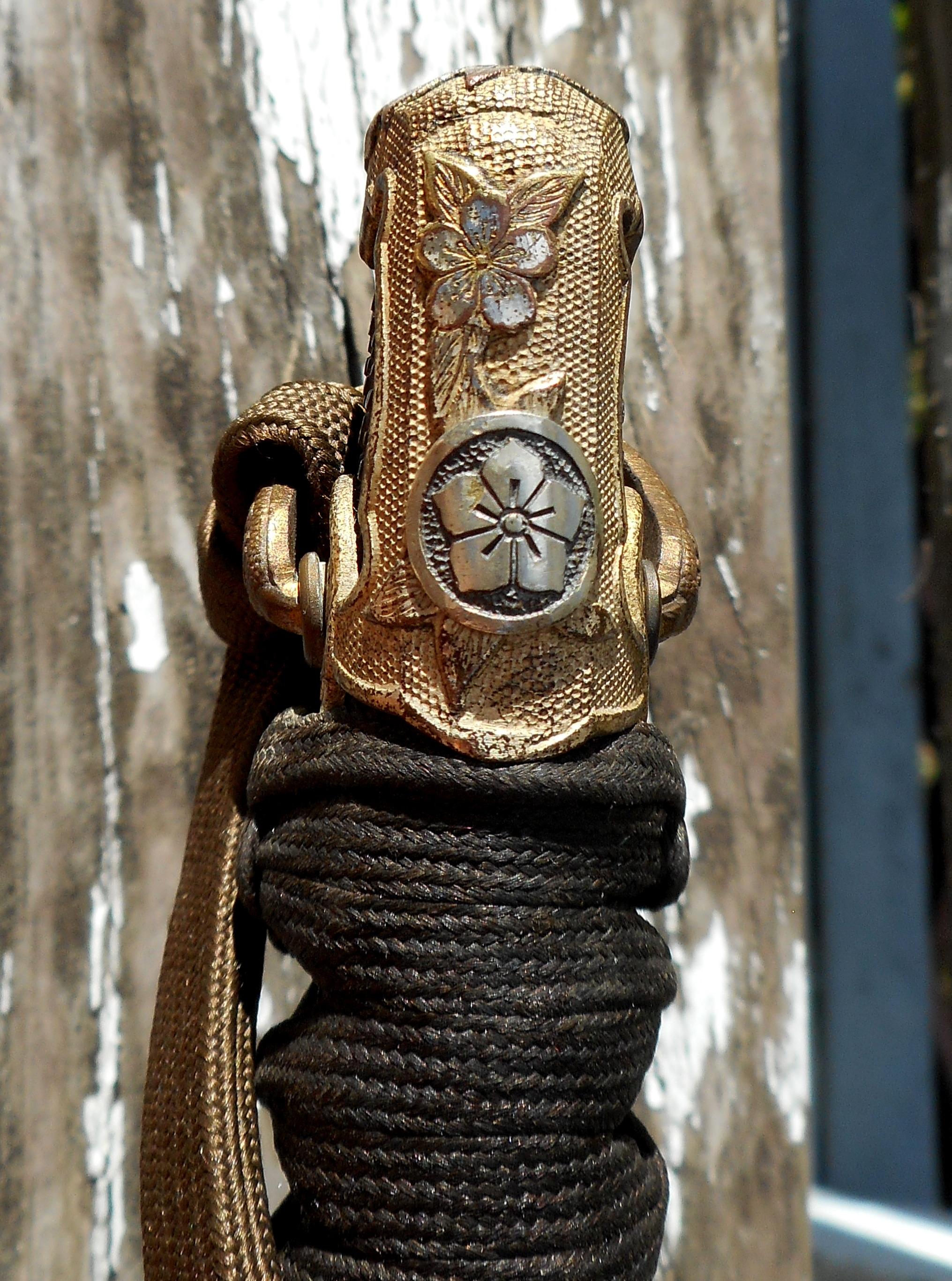 Old Family Blade Ww2 Japanese Naval Officer Samurai Sword