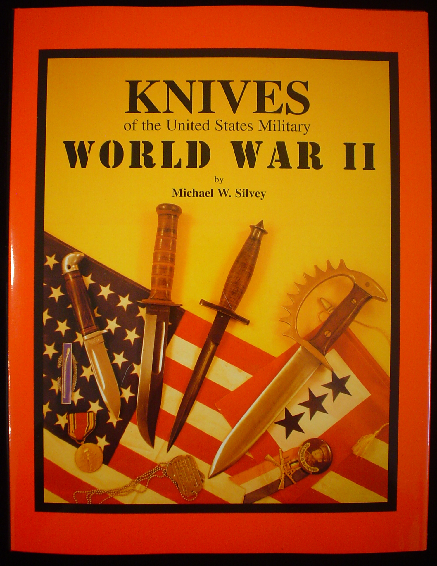 Knives Of The United States Military World War Ii