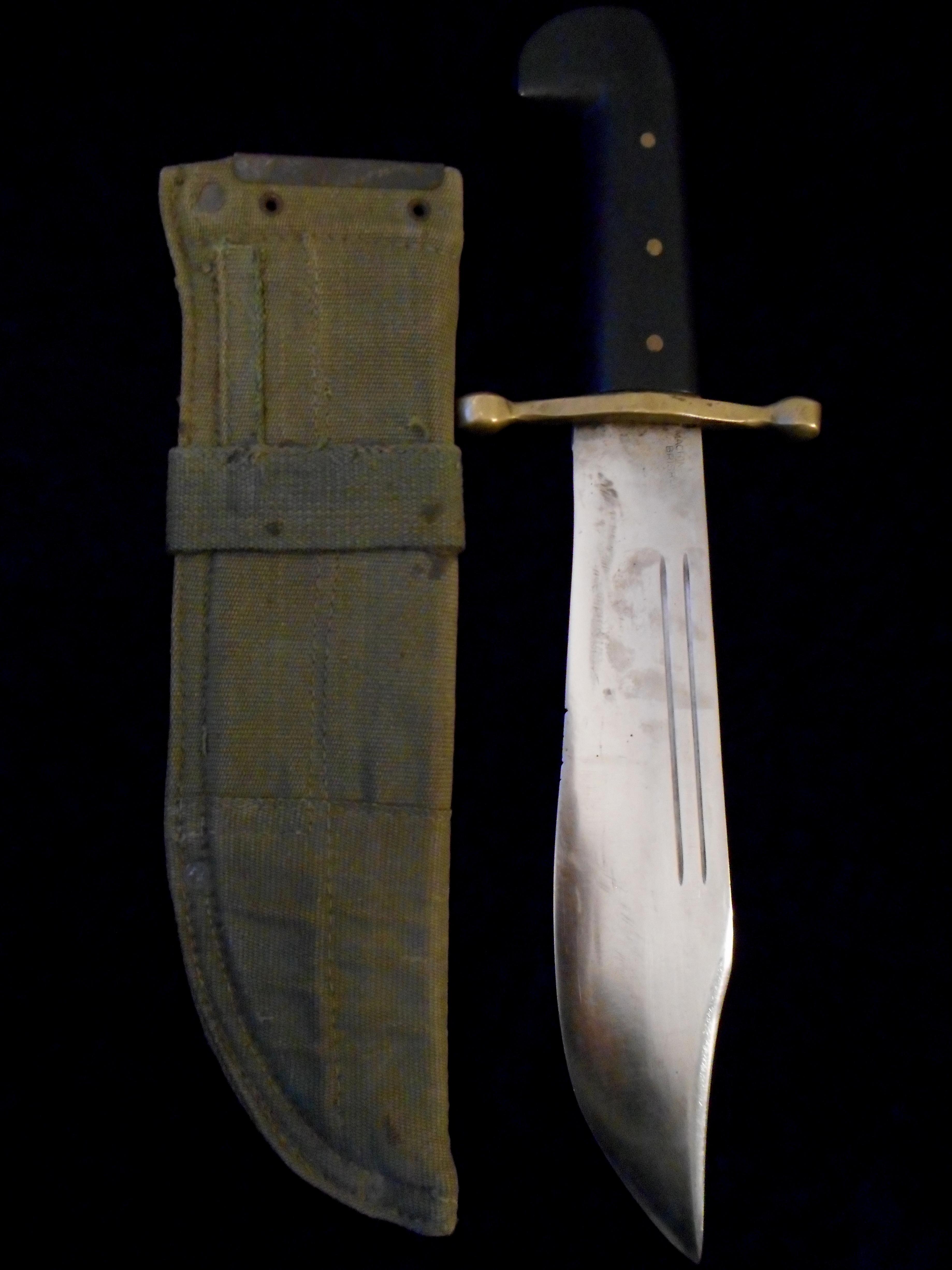 valley machine knife