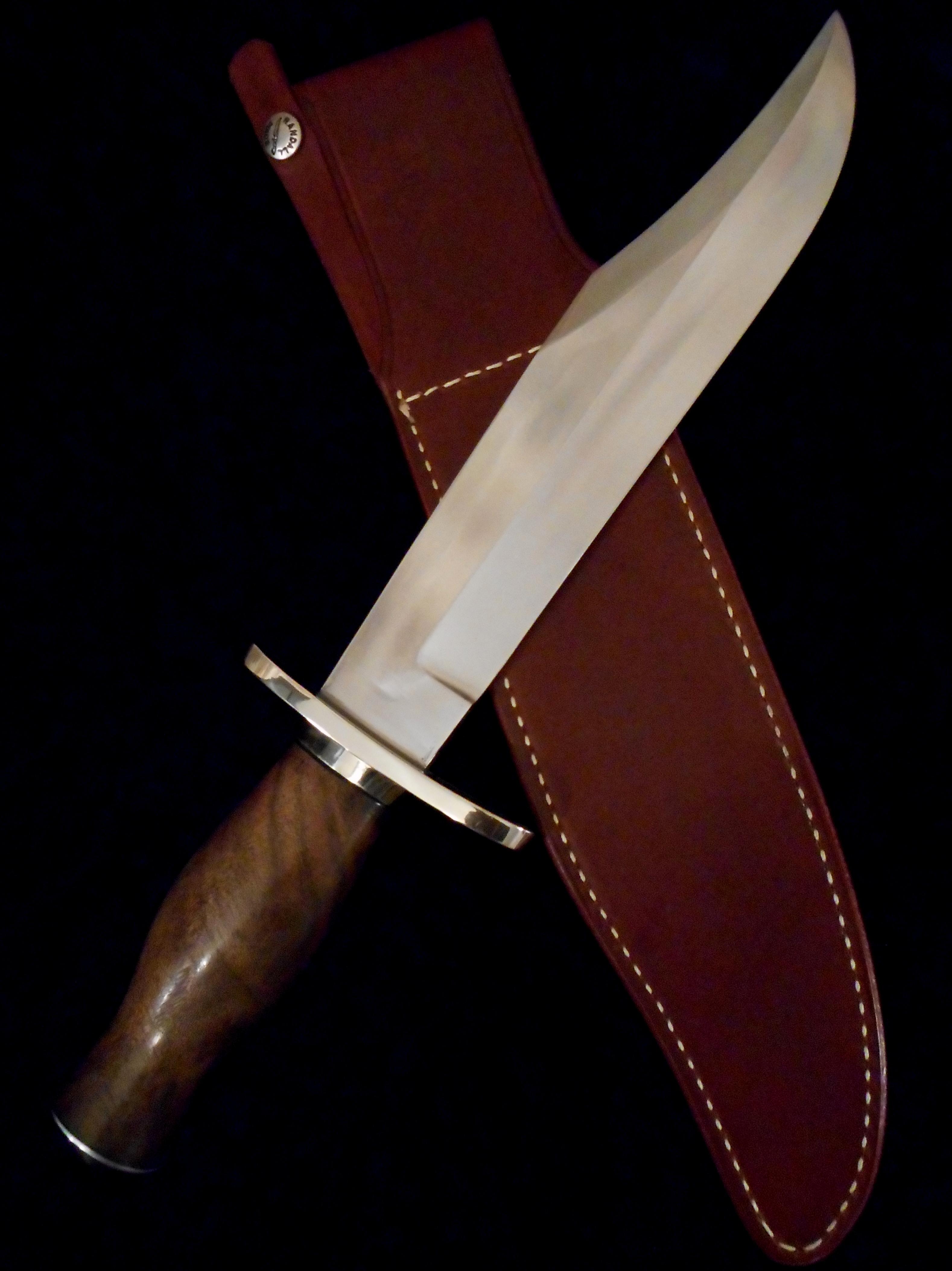 Custom Order Randall Model 12 9c Sportsmans Bowie Knife W