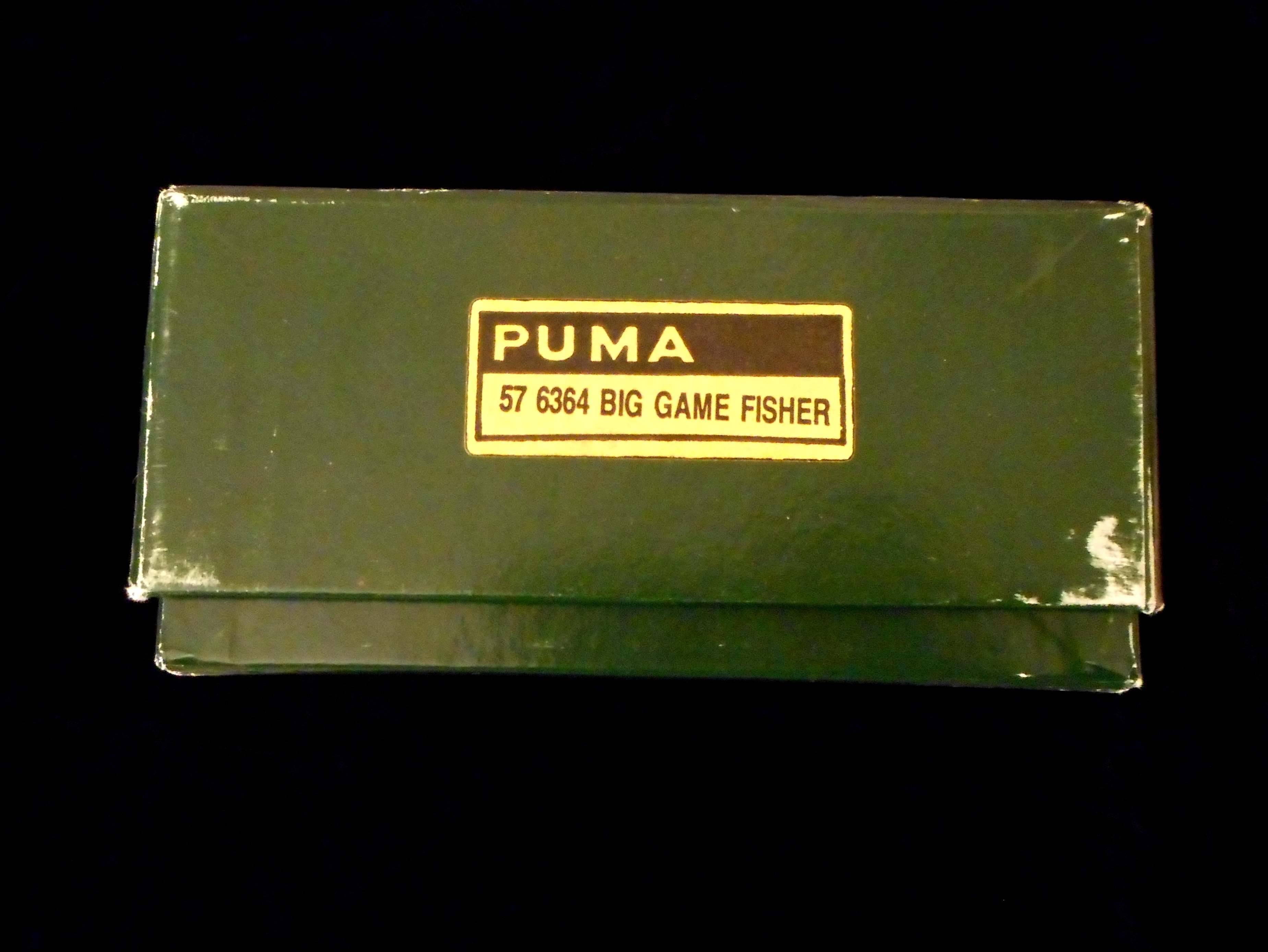 Puma Juego De Cuchillos De Caza IhFDyD