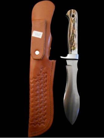 New German Eye Brand Carl Schlieper 355 Trapper Knife
